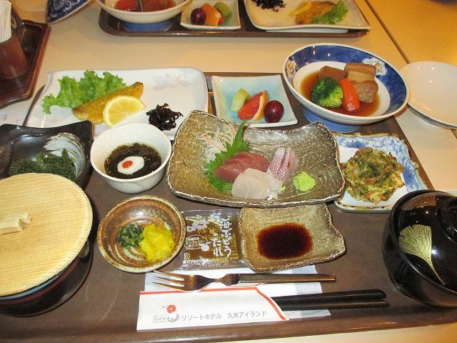 500円の和食ディナー