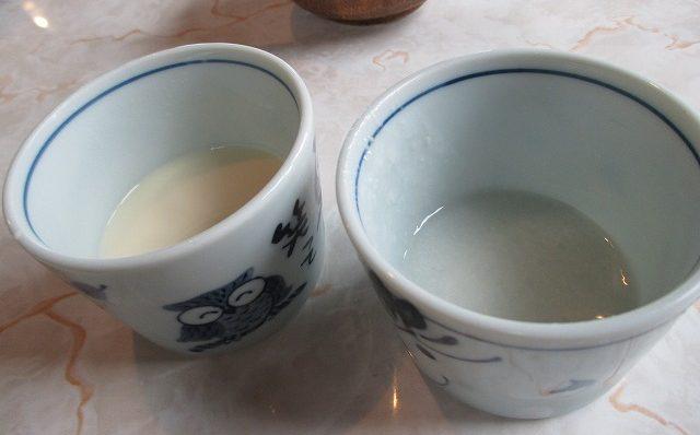 豆乳とミキ