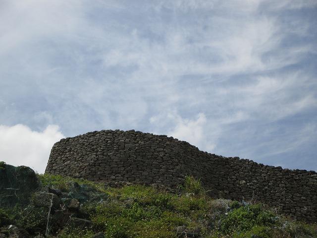 城跡の石垣