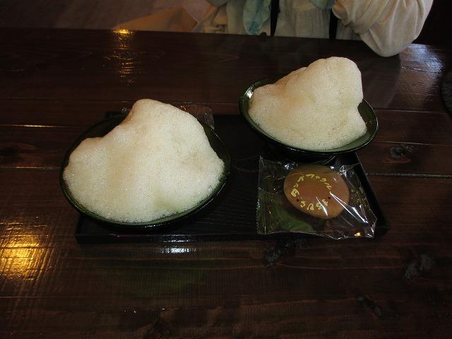ブクブクー茶と琉球菓子