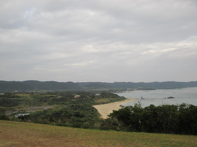 あやまる岬展望台からの景色