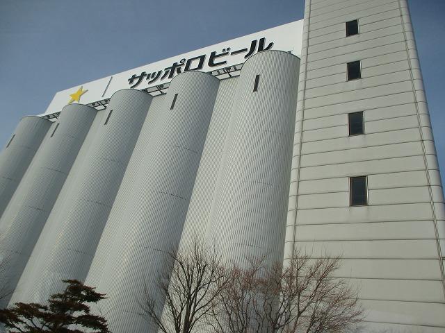 サッポロビール工場外観