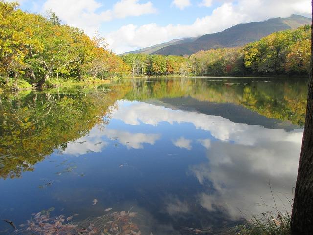 四湖の景色