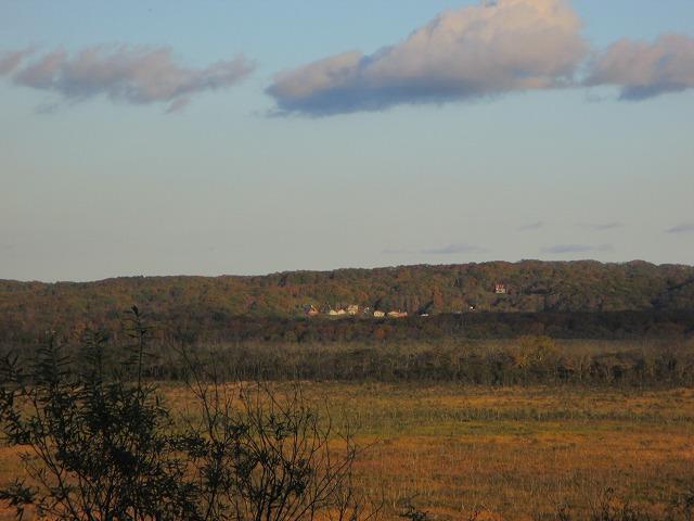 コッタロ展望台からの景色