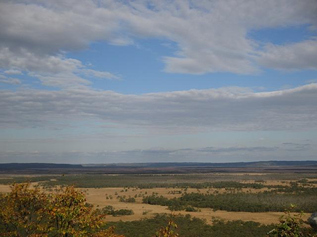 サテライト展望台からの眺め