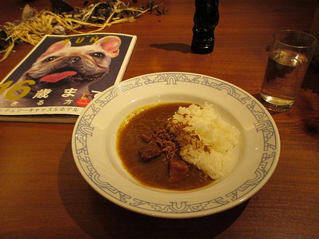 鹿肉カレー