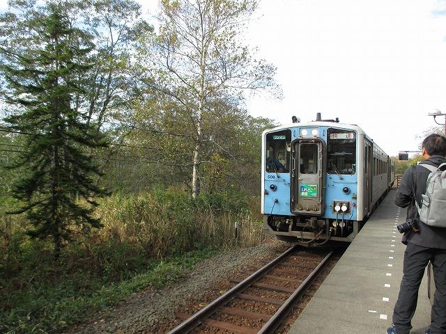 釧網本線の電車