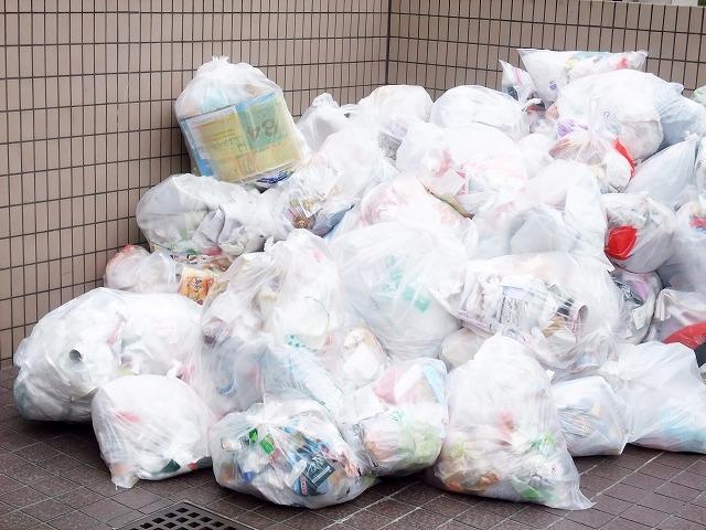 ゴミ集積所