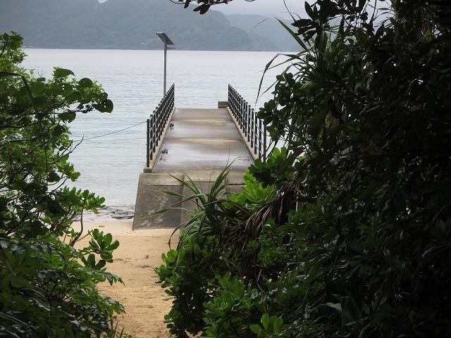スリ浜桟橋