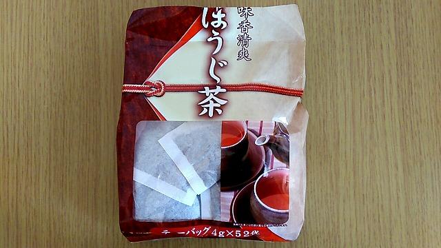 業務スーパーほうじ茶