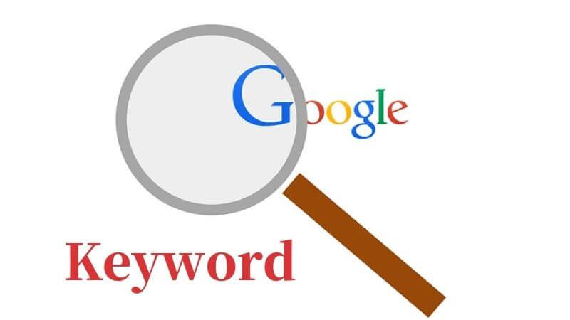 Google検索キーワード