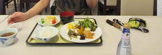 ホテル阿寒湖荘の朝食